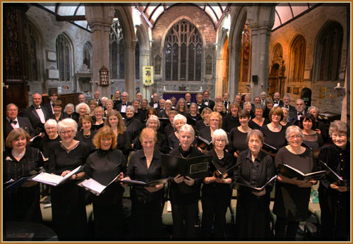 Mount Kelly Choral Society in Concert